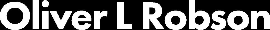 Oliver L Robson | UI/UX Designer & Creative